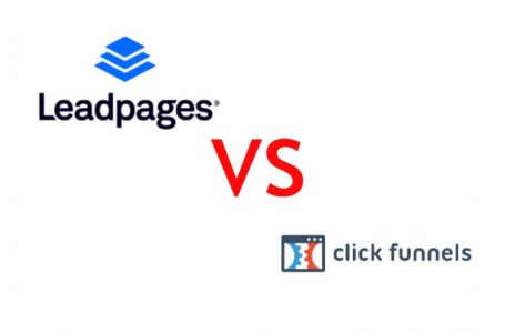 Leadpages vs. ClickFunnels – Which is the Best Landing Page Builder?