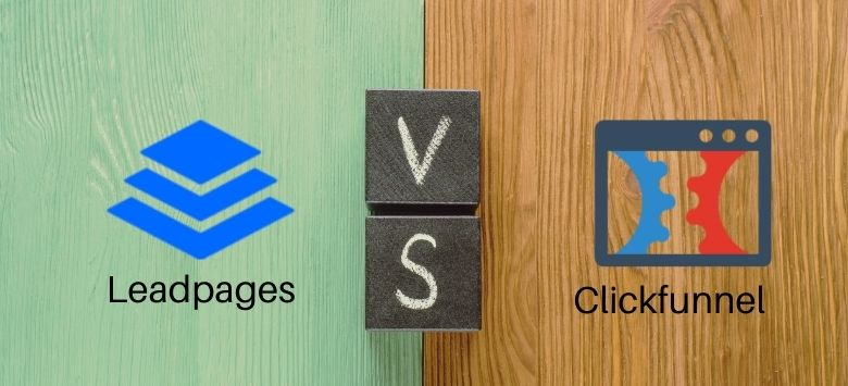 Leadpages vs Cliclfunnel